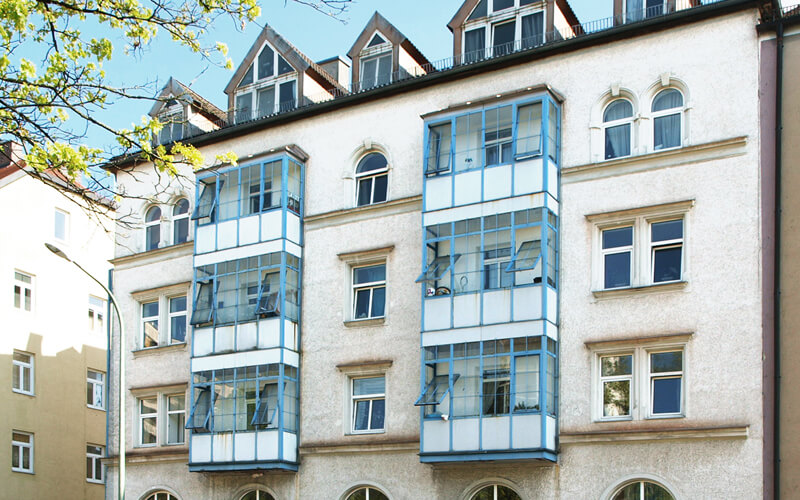 Apartments zum Wohnen in München